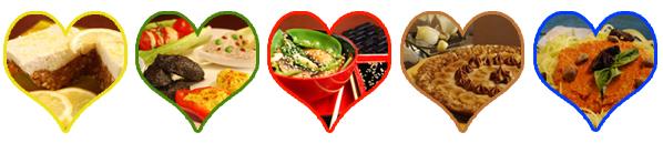food-hearts