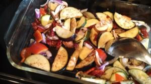 veg prov roasting