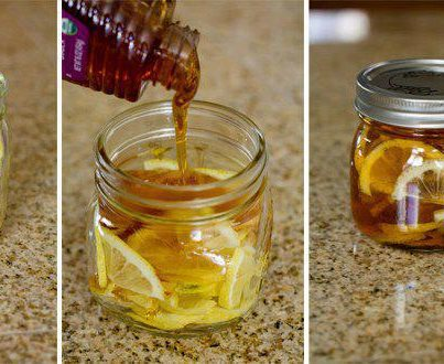honey lemon ginger