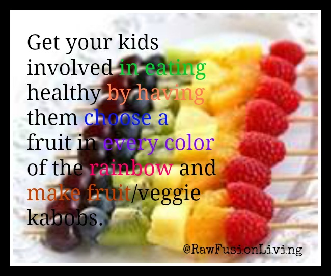 fruitkebobs idea for kids