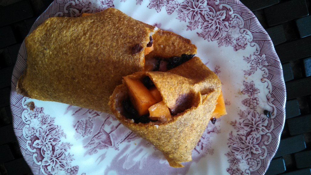 persimmon pumpkin wrap 1