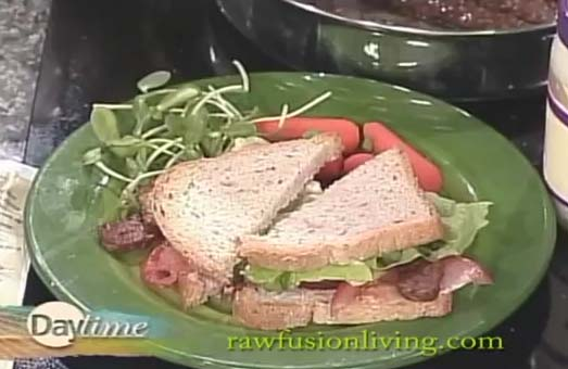 TLT sandwich Daytime