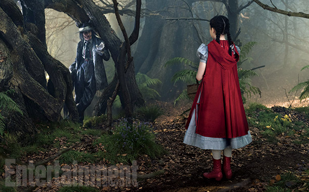 """Into the Woods"" still from upcoming motion picture"