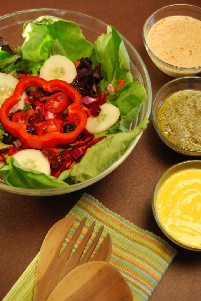Our savory salad dressings taste great and last for days, making sure you never go without!