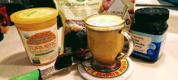 Golden Milk Alternative